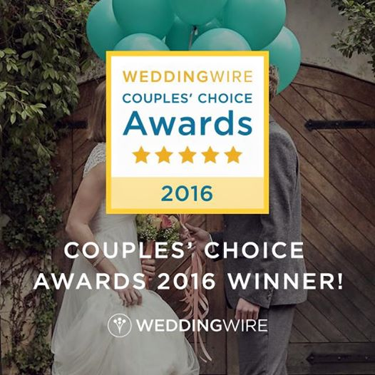 WeddingWireCouplesChoice